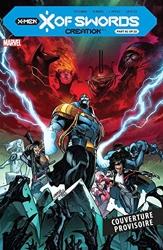 X-Men - X of Swords T01 de Jonathan Hickman