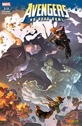 Avengers - No Road Home N°03 de Paco Medina