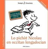 Lo pichot Nicolau en occitan lengadocian - Le Petit Nicolas en languedocien - IMAV Editions - 06/12/2018