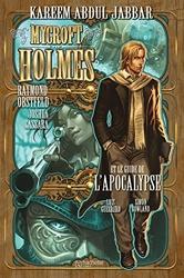 Mycroft Holmes de Joshua Cassara