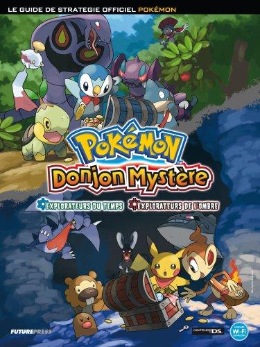 Guide Pokemon Donjon Mystère