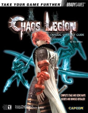 Chaos Legion? Official Strategy Guide