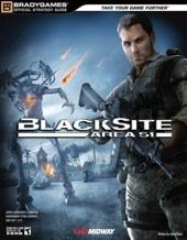 BlackSite - Area 51 Official Strategy Guide de BradyGames