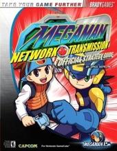 Mega Man? Network Transmission Official Strategy Guide de Greg Sepelak