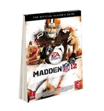 Madden NFL 12 - The Official Player's Guide by Gamer Media Inc (2011) Paperback
