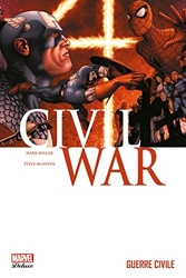 Civil War Tome 1 - Civil War, Tome 1 de Millar-M+Mcniven-S+Lieber