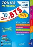 Objectif BTS GPME (1re et 2e années) Toutes les matières - Examen 2022