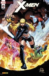 Marvel Legacy - X-Men n°7 de Marc Guggenheim
