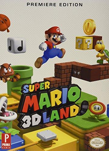 Super Mario 3D Land Guide (Prima Official Game Gui