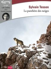 La panthère des neiges de Sylvain Tesson