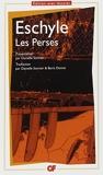 Les Perses - PREPAS SCIENTIFIQUES 2015 by Eschyle (2014-05-21) - Flammarion - 21/05/2014