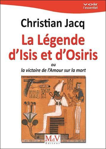 La légende d'Isis et d'Osiris