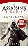 Assassin's Creed, T1 - Assassin's Creed : Renaissance - Bragelonne - 19/01/2012