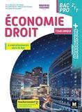 Ressources Plus - ECONOMIE-DROIT 2de 1re Tle Bac Pro - Ed. 2020 - Livre élève