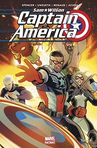 Captain America : Sam Wilson