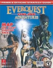 Everquest - Online Adventures : Prima's Official Strategy Guide de Prima Development
