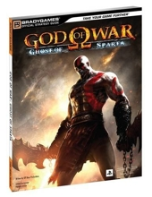 God of War - Ghosts of Sparta Official Strategy Guide de BradyGames