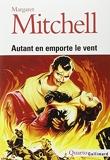 AUTANT EN EMPORTE LE VENT by MARGARET MITCHELL (January 19,2003) - GALLIMARD (January 19,2003)