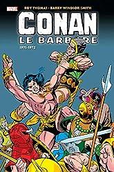 Intégrale Conan Le Barbare T02 (1971-1972) de Barry Windsor-Smith