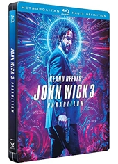 John Wick 3 - Parabellum [Édition Limitée boîtier SteelBook]