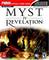 Myst IV: Revelation, Prima Official Game Guide de Bryan Stratton