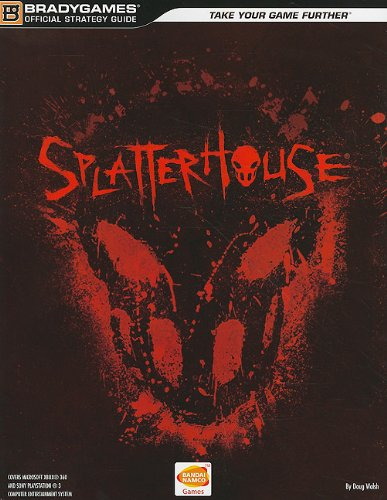 Splatterhouse Official Strategy Guide