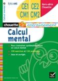 Calcul mental du CE1 au CM2 - Hatier - 15/05/2013