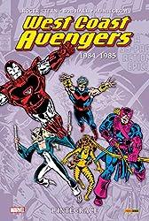 West Coast Avengers - L'intégrale 1984-1986 (T01) de Roger Stern