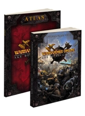 Warhammer Online - Age of Reckoning Guide and Atlas Bundle: Prima Official Game Guide de Mike Searle