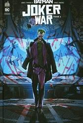 Batman Joker war tome 2 de TYNION IV James