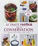 TRAITE RUSTICA DE LA CONSERVATION - RUSTICA - 15/06/2012
