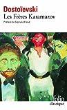 Les Frères Karamazov by Fedor Mikhaïlovitch Dostoïevski (1994-06-23) - Gallimard - 23/06/1994