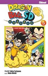 Dragon Ball SD - Tome 05 d'Akira Toriyama