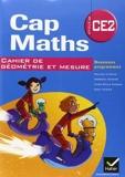 Cap Maths CE2 éd. 2011 - Cahier de géométrie et mesure de Georges Combier (27 avril 2011) Broché - 27/04/2011