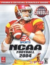 Ncaa Football 2004 - Prima's Official Strategy Guide de Prima Development