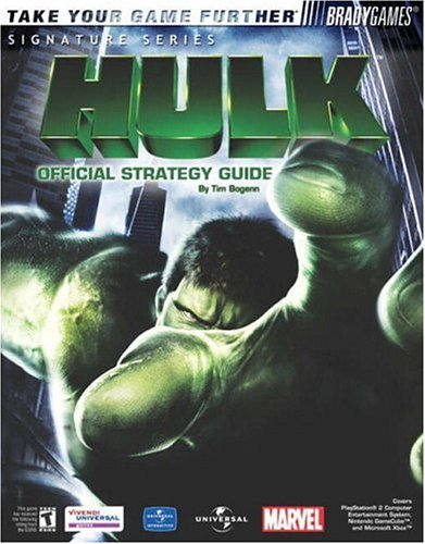 The HulkTM Official Strategy Guide