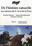 De l'histoire naturelle aux sciences de la vie et de la Terre - Deux siècles d'enseignement et beaucoup de résistances
