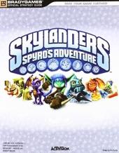 Skylanders Spyro's Adventure Official Strategy Guide de BradyGames