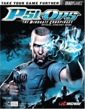 Psi-Ops? - The Mindgate Conspiracy Official Strategy Guide de Bart Farkas