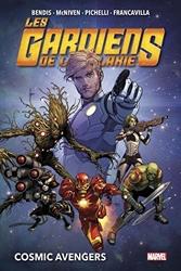 Les Gardiens de la Galaxie T01 - Cosmic Avengers de Steve McNiven