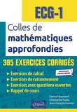 Colles de mathématiques approfondies ECG 1