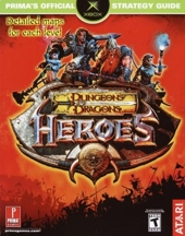 Dungeons & Dragons Heroes - Prima's Official Strategy Guide de Prima Temp Authors