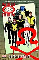 New X-men T03 - Planète X: un vent de révolte de MORRISON-G+QUITELY-F