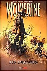 Wolverine Les Origines de Paul Jenkins