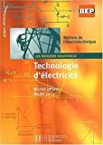 Technologie d'électricité BEP - Livre élève