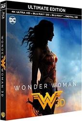 Wonder Woman [Ultimate Edition-4K Ultra 3D + Blu-Ray + Digital HD]