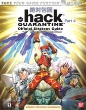 .hack? Part 4 - Quarantine Official Strategy Guide de Laura Parkinson