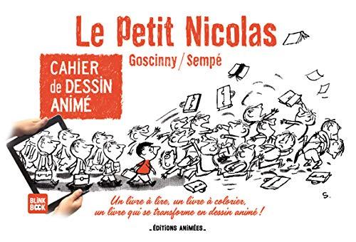 Cahier de Dessin Animé - Le Petit Nicolas