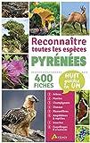 Reconnaître toutes les espèces Pyrénées