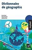 Initial dictionnaire de géographie by Pascal Baud (2013-09-18) - Hatier - 18/09/2013